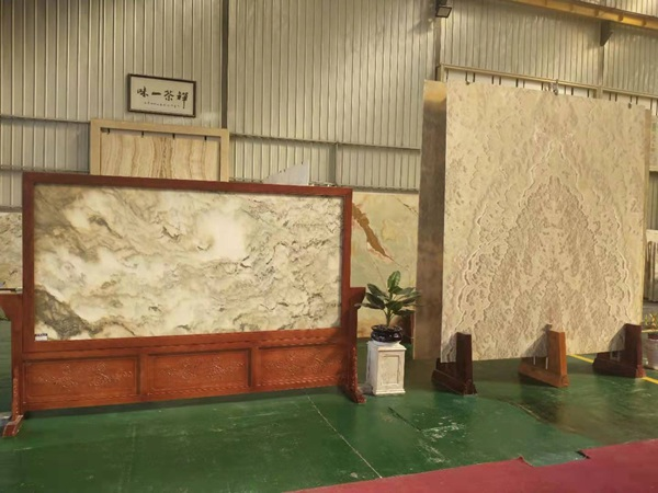 西宁天然石画
